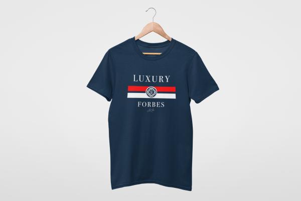 Mens Luxury Shield T-Shirt