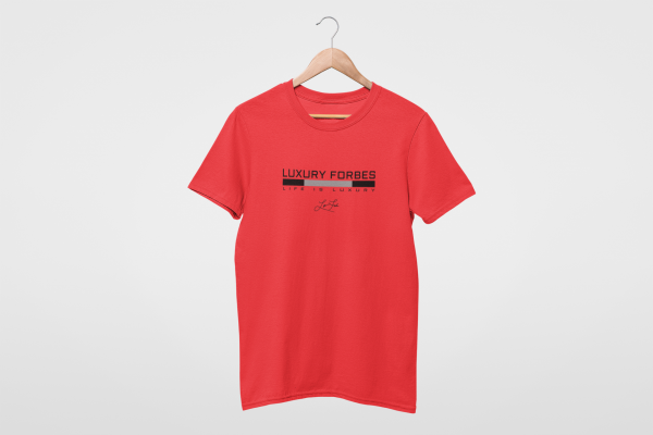 Mens Off The Iron T-Shirt