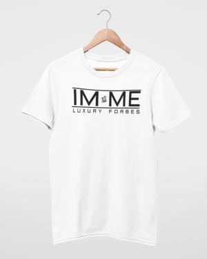 I'm Me White Mens T-Shirt
