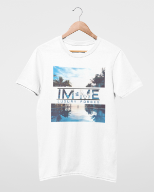 I'm Me From Poolside White Mens T-Shirt
