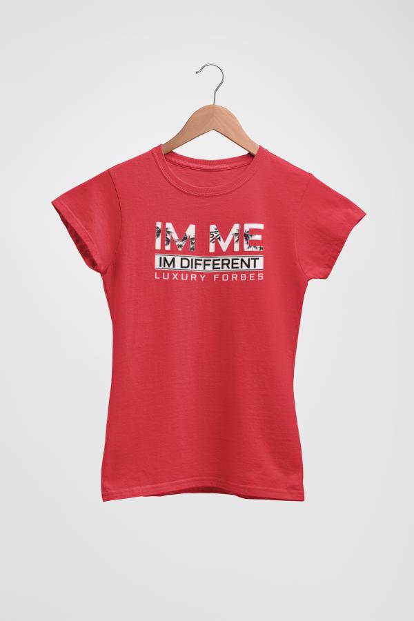 Im Me Im Different Women's T-Shirt