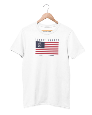 mockupAmerican Luxury Men's White T-Shirt-of-a-t-shirt-hanging-against-a-solid-background-26878 (24)