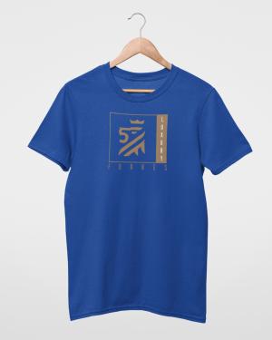 Symbol of Luxury Kids Blue T-Shirt