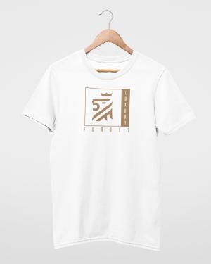 Symbol of Luxury Kids White T-Shirt