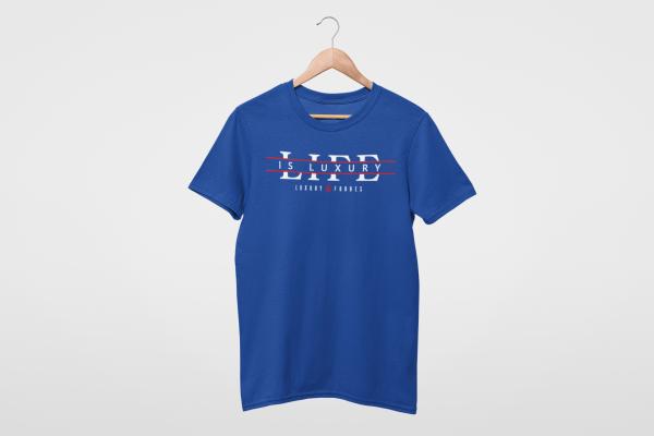 My life is Luxury Men's T-shirt